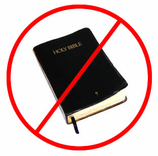 Banned Bibles