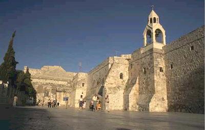 Church of the Nativity in Bethlehem