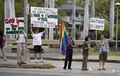 Hawaii Govenor Rejects Same-Sex Civil Unions Bill